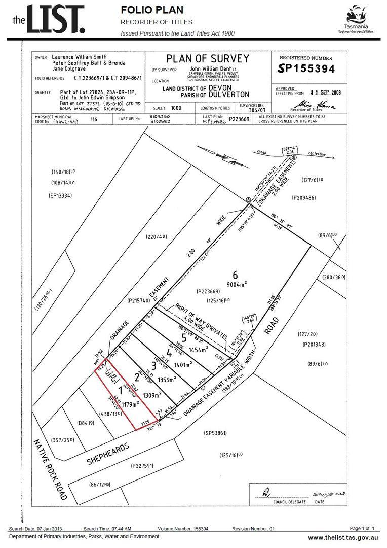 5 Shepheards Road, Railton TAS 7305, Image 0
