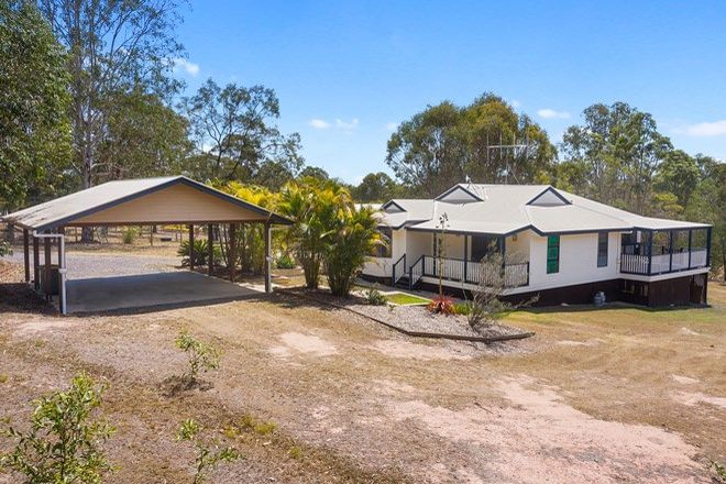 Picture of 199 Hoopers Road, CURRA QLD 4570