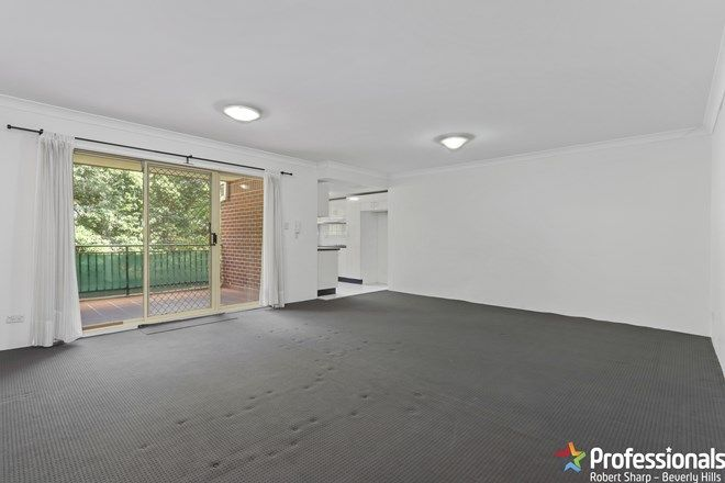Picture of 8/23-25 Hampden Street, BEVERLY HILLS NSW 2209