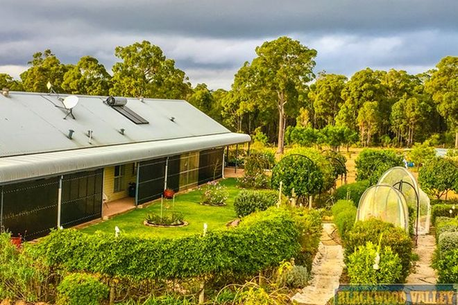 Picture of 509 Huitson Road, GREENBUSHES WA 6254