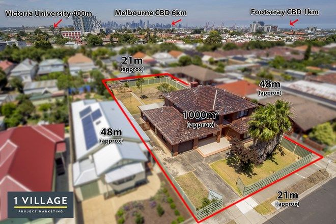Picture of 7 Creswick Street, FOOTSCRAY VIC 3011