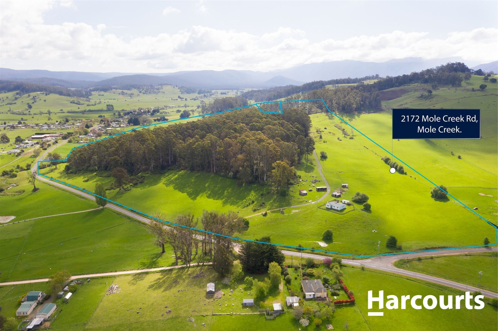 2172 Mole Creek Road, Mole Creek TAS 7304, Image 0