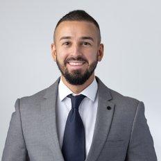 Luke Dosovic, Sales representative