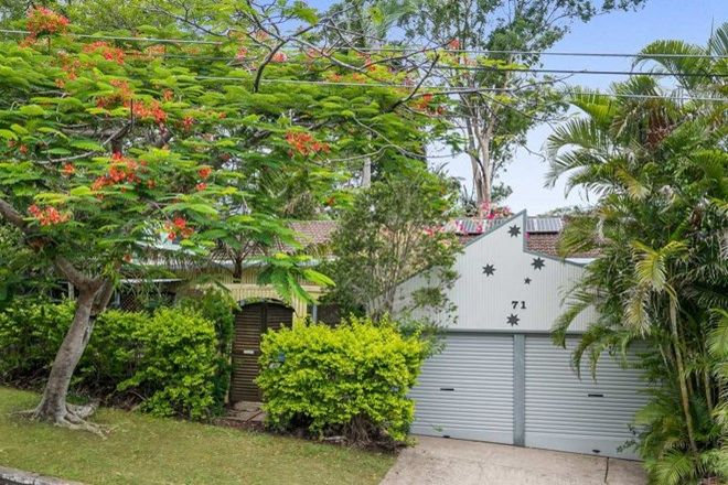 Picture of 71 Almeida Street, INDOOROOPILLY QLD 4068