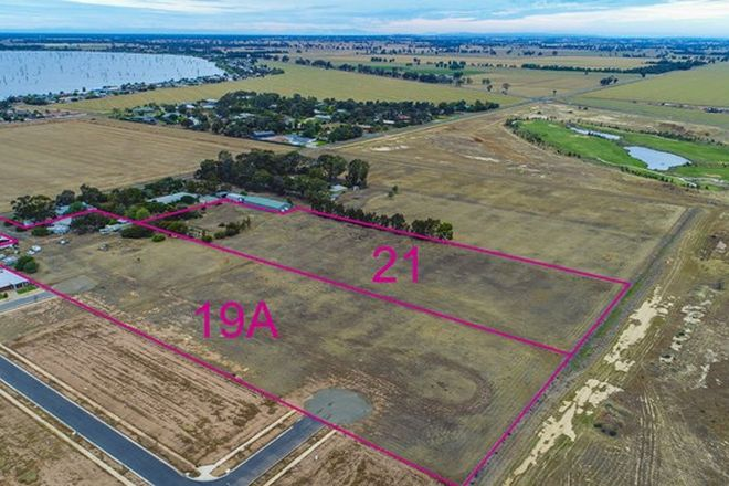 Picture of 19A-21 Hogans Road, YARRAWONGA VIC 3730