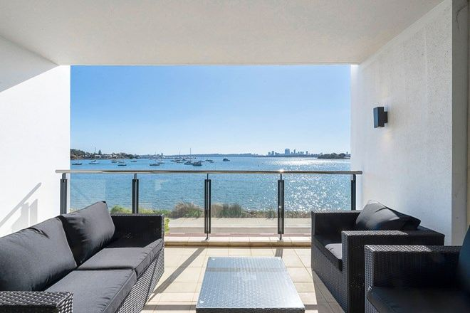 Picture of N203/70-72 Canning Beach Road, APPLECROSS WA 6153
