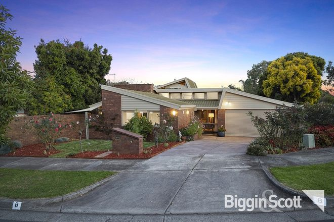 Picture of 8 Raheen Court, VERMONT SOUTH VIC 3133