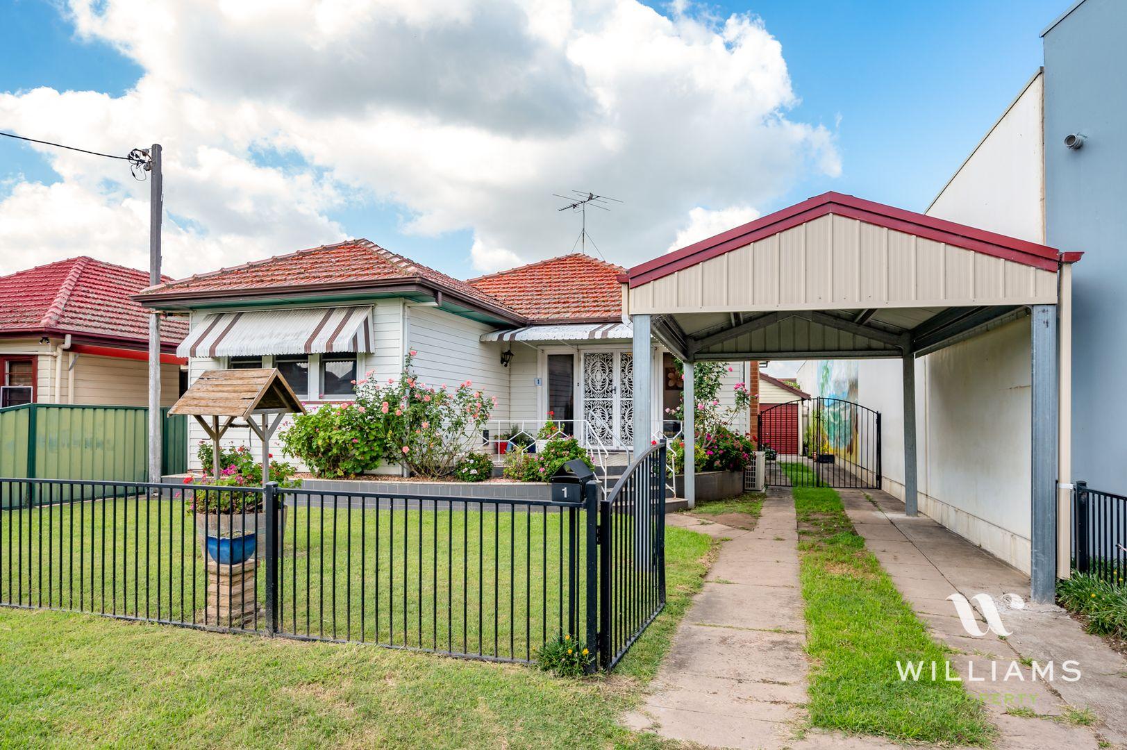 1 Harriett Street, Singleton NSW 2330, Image 1