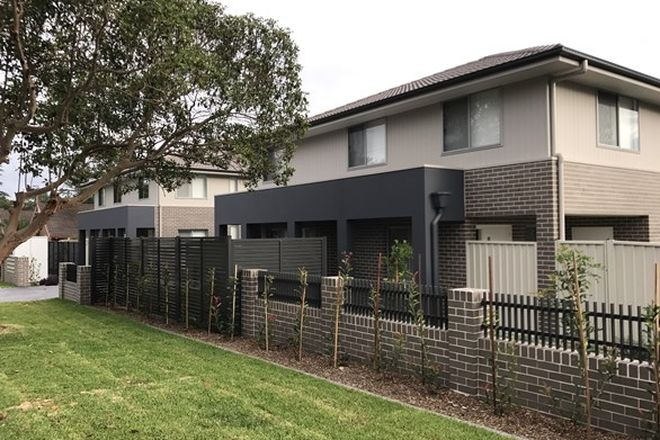 Picture of 13/131 Stafford Street, PENRITH NSW 2750