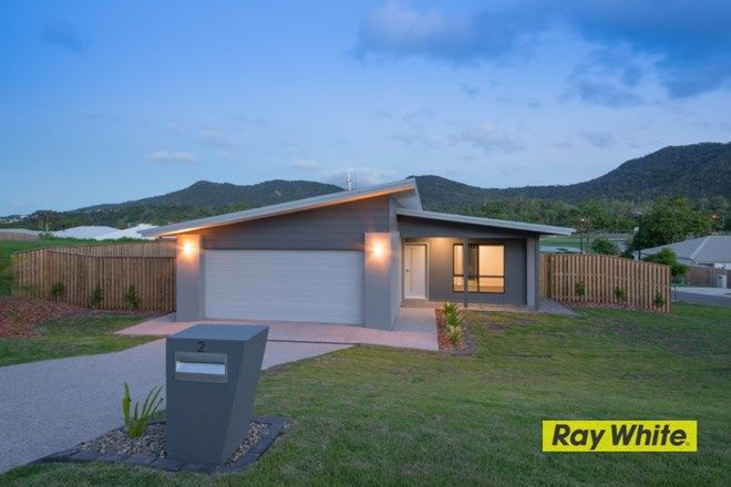Picture of 2 Masthead Road, CANNON VALLEY QLD 4800