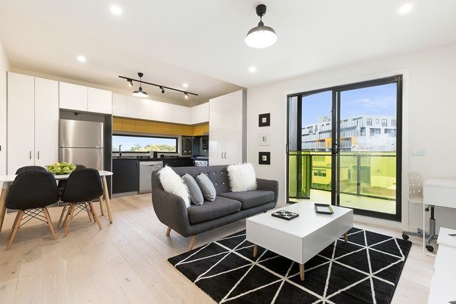 Picture of 302/18 Whitehorse Road, BLACKBURN VIC 3130