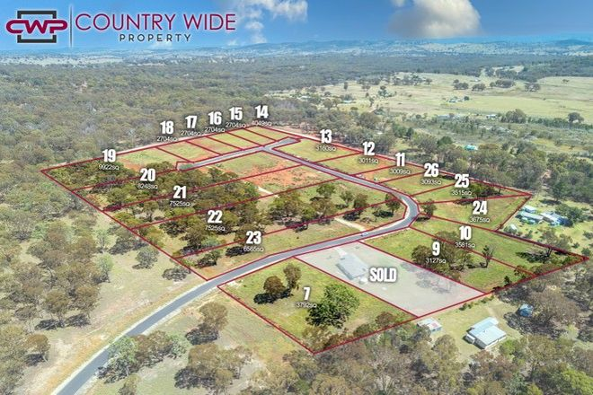 Picture of 7 - 26 Marshall Way, EMMAVILLE NSW 2371