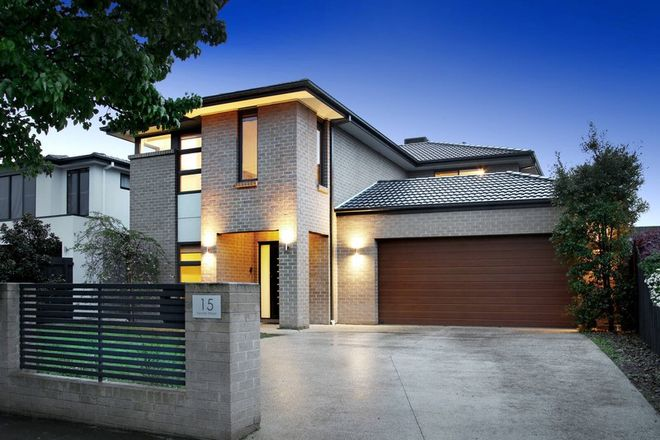 Picture of 15 Neville Street, BENTLEIGH EAST VIC 3165