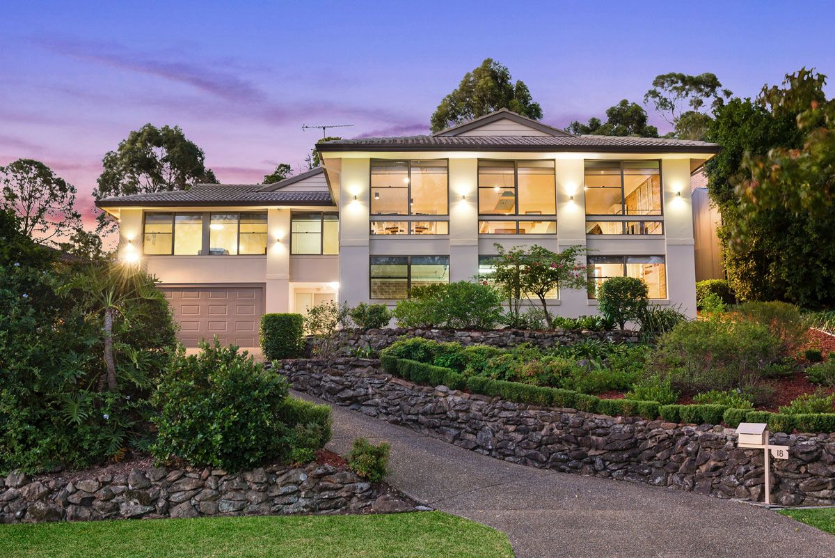 18 Andrew Place, North Rocks NSW 2151, Image 0
