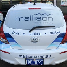 Mallison Leasing (North & Central/East), Sales representative