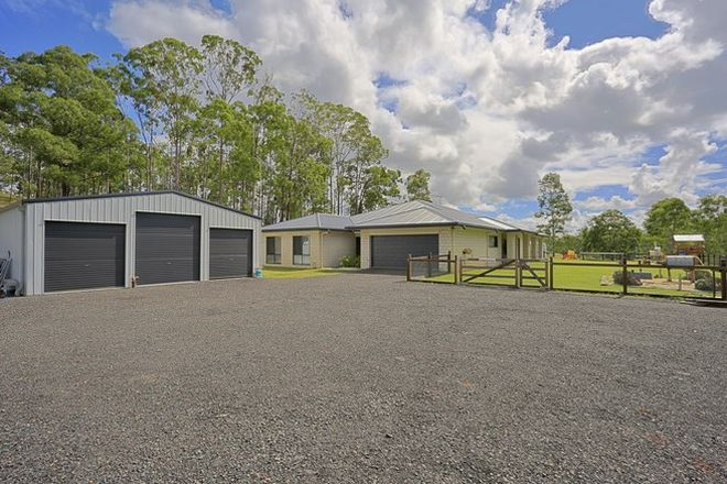 Picture of 47 Chappell Hills Road, SOUTH ISIS QLD 4660