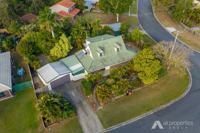 Picture of 22 Woodview Street, BROWNS PLAINS QLD 4118