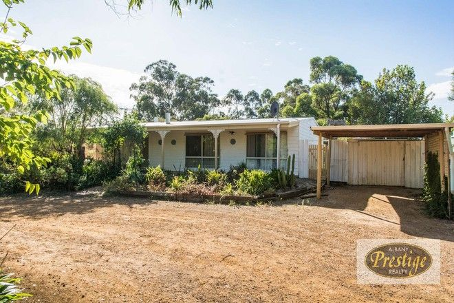 Picture of 764 Chester Pass Road, KING RIVER WA 6330