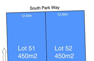 Picture of Lots 51 & 52 Southpark Way, Mc Laren Vale SA 5171