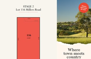 Picture of Lot 116 Millers Road, Gawler South SA 5118