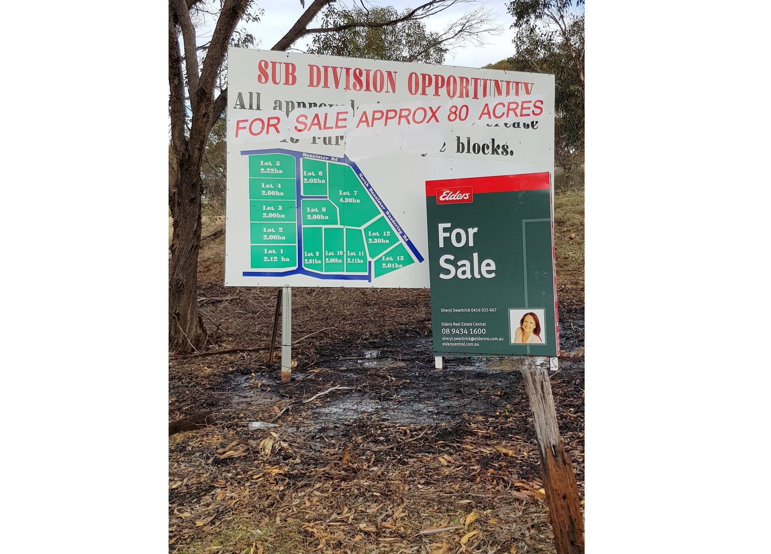Lot 9000 North Bannister Wandering Road, Wandering WA 6308, Image 0