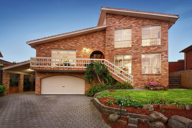 Picture of 4 Quamby Court, VIEWBANK VIC 3084