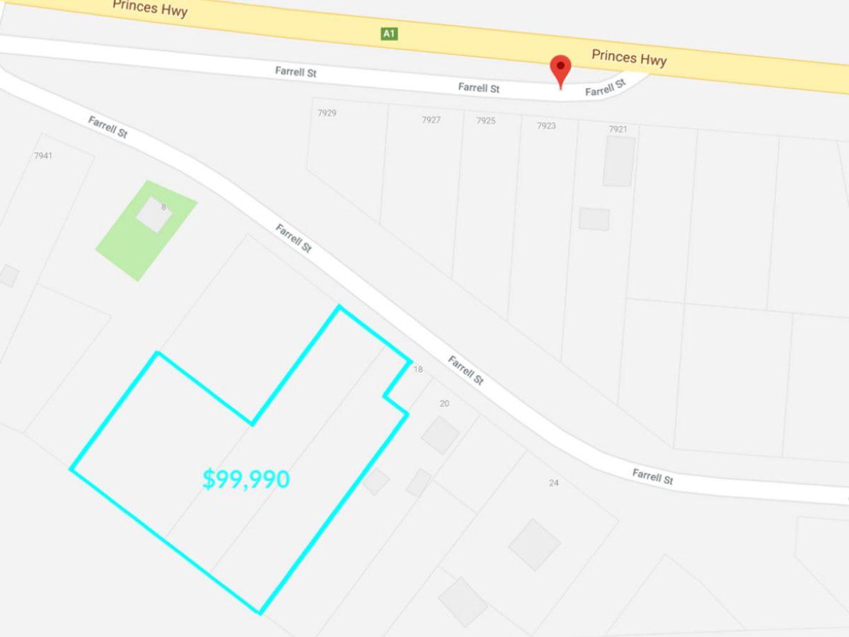 Lots 1, 2 & 3 Farrell Street, Garvoc VIC 3265, Image 0