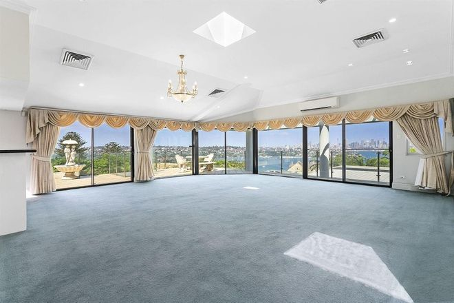Picture of 6 Dalley Avenue, VAUCLUSE NSW 2030