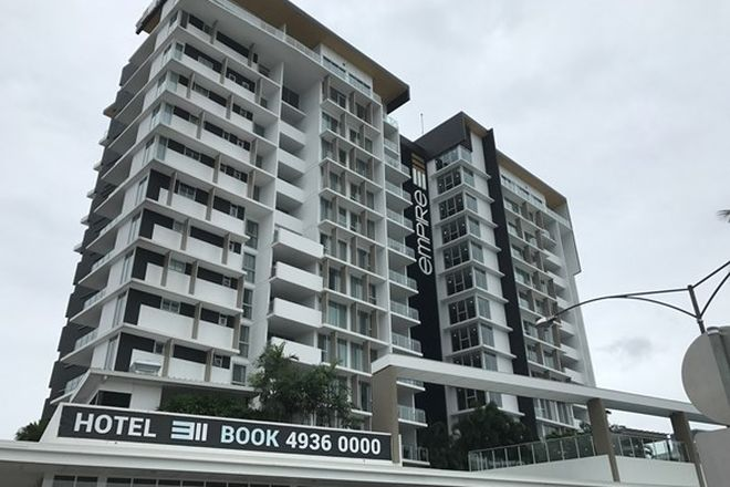 Picture of 1106/1-7 East Street, ROCKHAMPTON CITY QLD 4700
