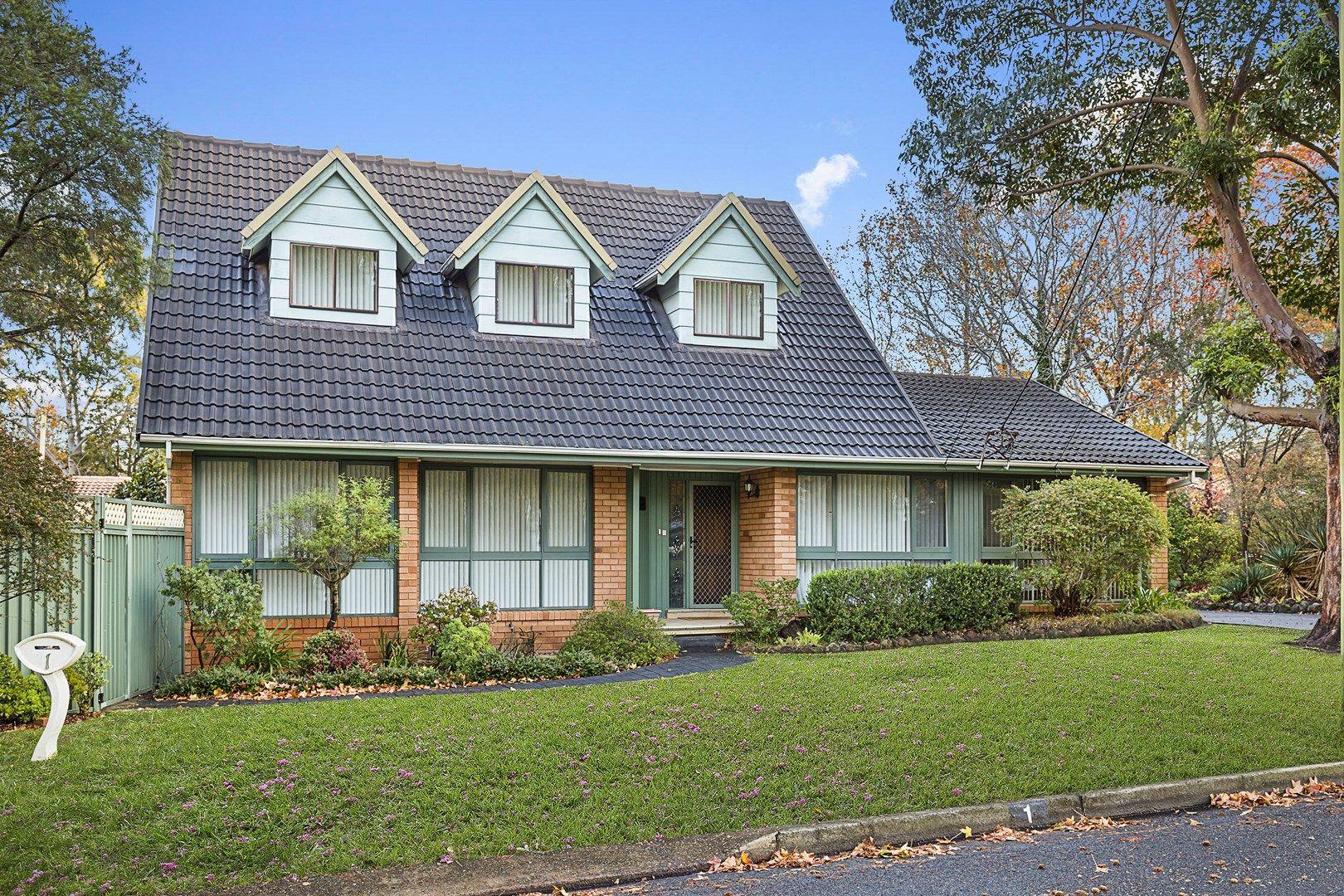 1 Brunette  Drive, Castle Hill NSW 2154, Image 0