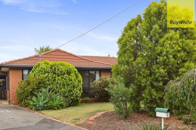 Picture of 9 O'Hagan Place, BACCHUS MARSH VIC 3340