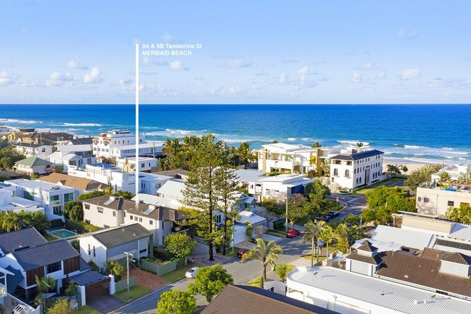 Picture of 9 Tamborine Street, MERMAID BEACH QLD 4218