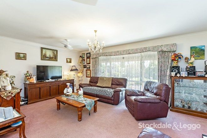Picture of 500 Rowans Road, NULLAWARRE VIC 3268