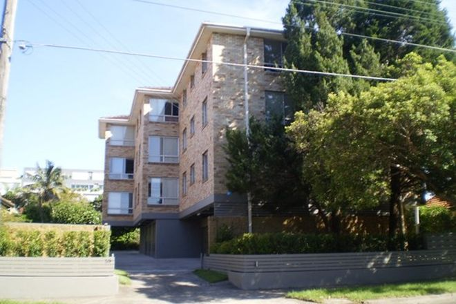 Picture of 12/59-61 Gerard Street, CREMORNE NSW 2090