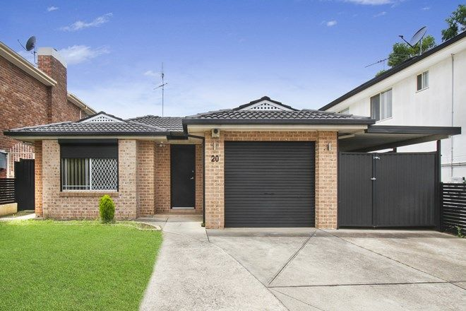 Picture of 20 Lord Howe Drive, GREEN VALLEY NSW 2168