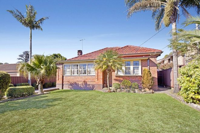 Picture of 92 Burwood Road, CROYDON PARK NSW 2133