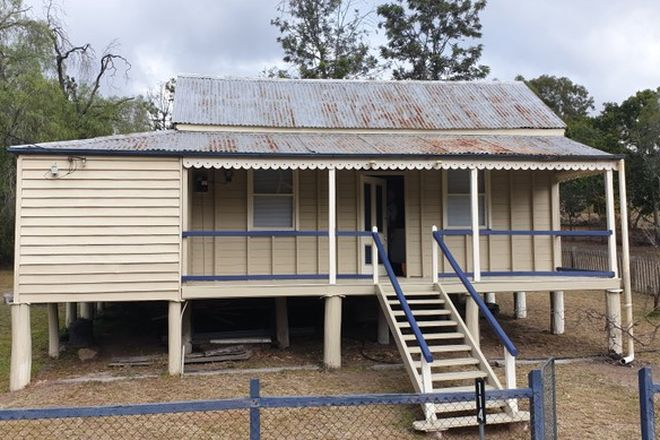 Picture of 114 Heusman Street, MOUNT PERRY QLD 4671