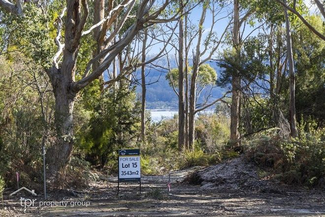 Picture of 15 Off Flakemores Road, EGGS AND BACON BAY TAS 7112