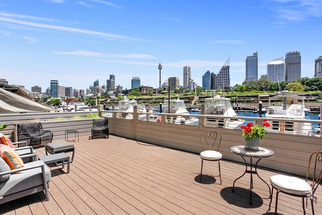 Picture of 104/6 Cowper Wharf Road, WOOLLOOMOOLOO NSW 2011