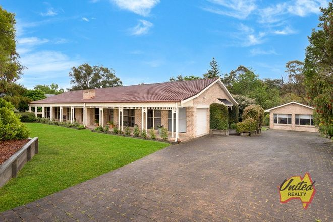 Picture of 1 Langmead Road, SILVERDALE NSW 2752