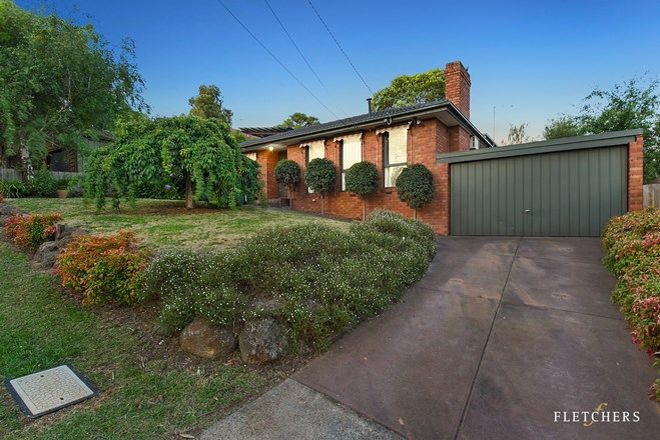 Picture of 3 Berea Court, RINGWOOD VIC 3134