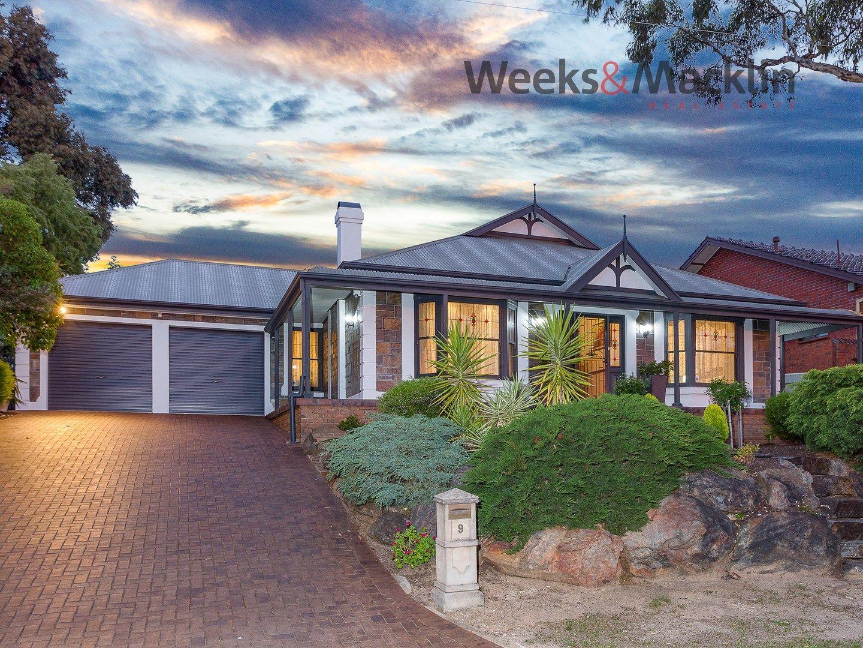 9 Warramunda Crescent, Banksia Park SA 5091, Image 0