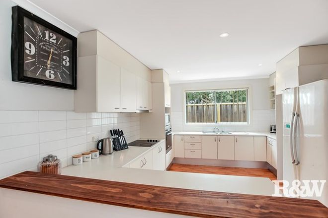 Picture of 39 Pelsart Avenue, WILLMOT NSW 2770