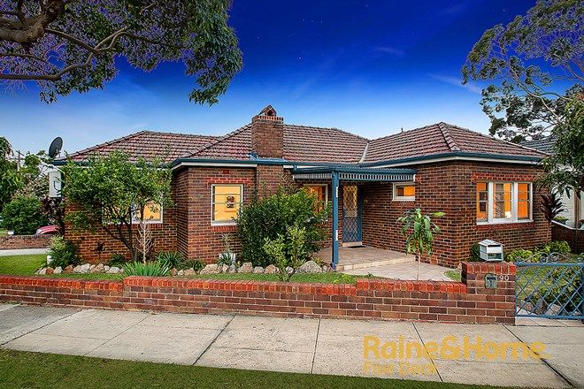 Picture of 90 Ingham Ave, FIVE DOCK NSW 2046