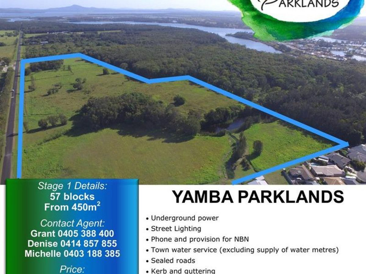 Lot 108 -22 Carrs Drive, Yamba NSW 2464, Image 0