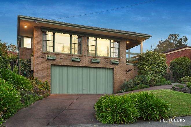 Picture of 44 Winmalee Road, BALWYN VIC 3103