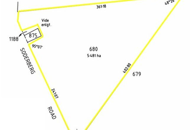 Picture of Sect 680 & 686 Soderberg Road, MONASH SA 5342