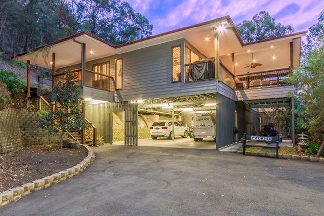 Picture of 1011 Tamborine- Oxenford Road, WONGAWALLAN QLD 4210