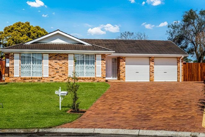 Picture of 40 Claremont Crescent, HINCHINBROOK NSW 2168