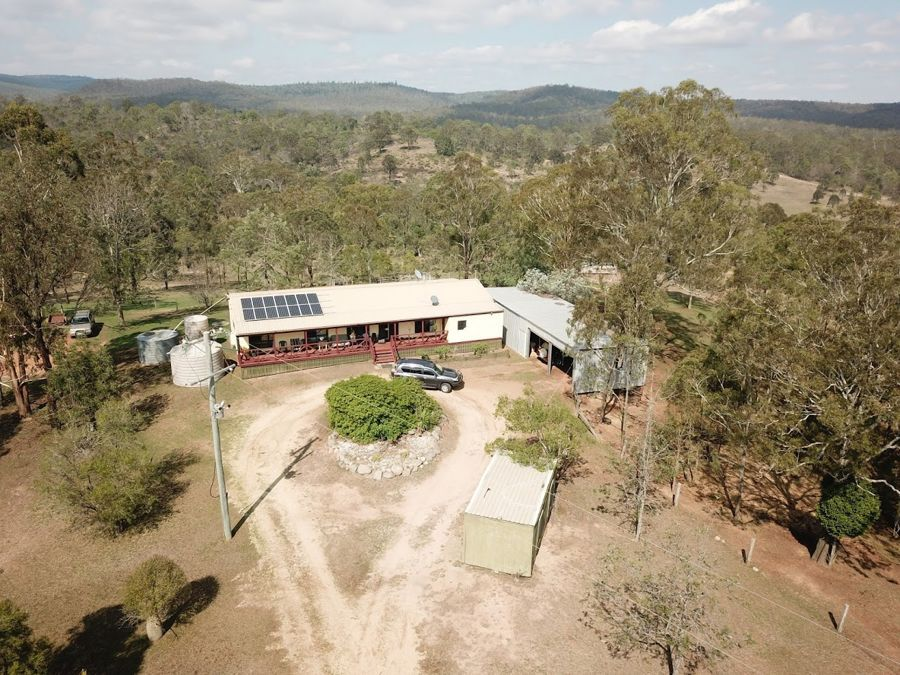 Lot 1 1062 Cooyar-Mt Binga Road, Cooyar QLD 4402, Image 0